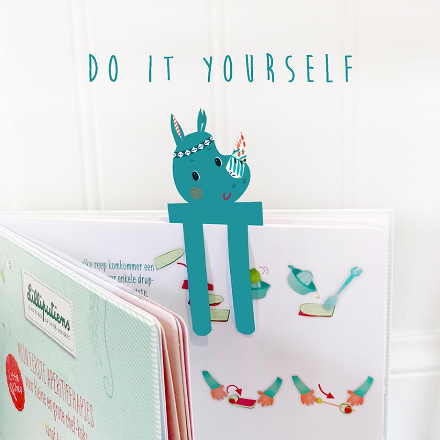 Bookmarks DIY