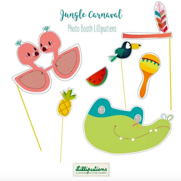 Jungle Carnival DIY