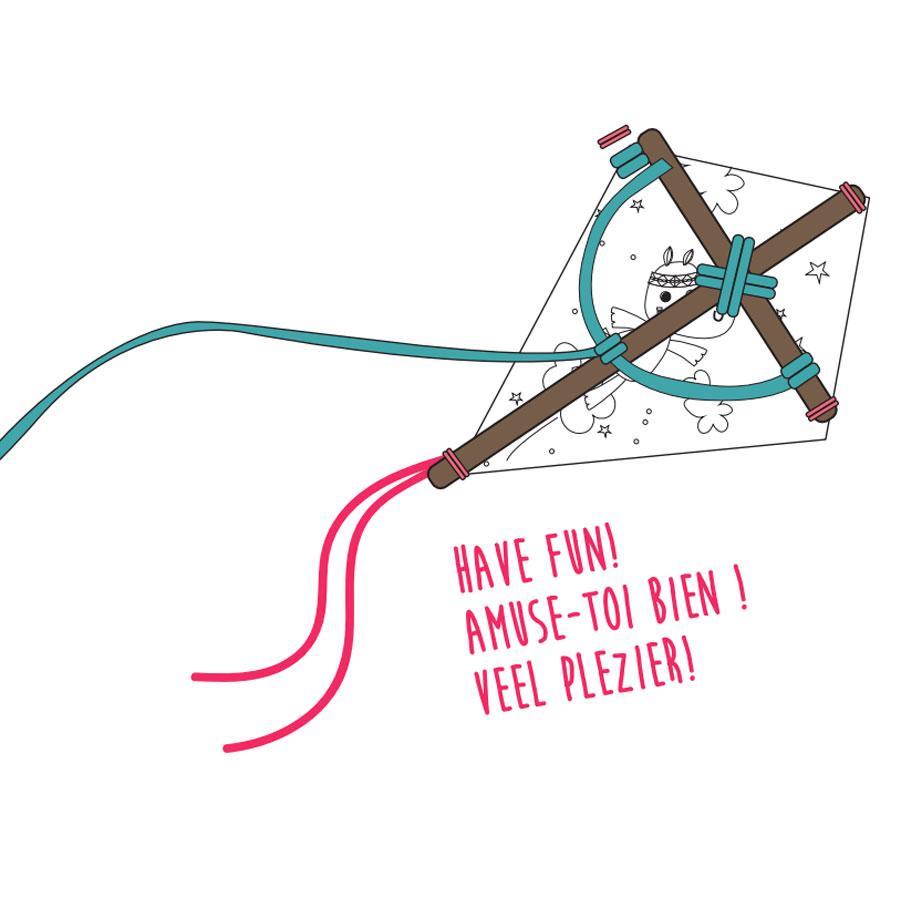 Kite DIY