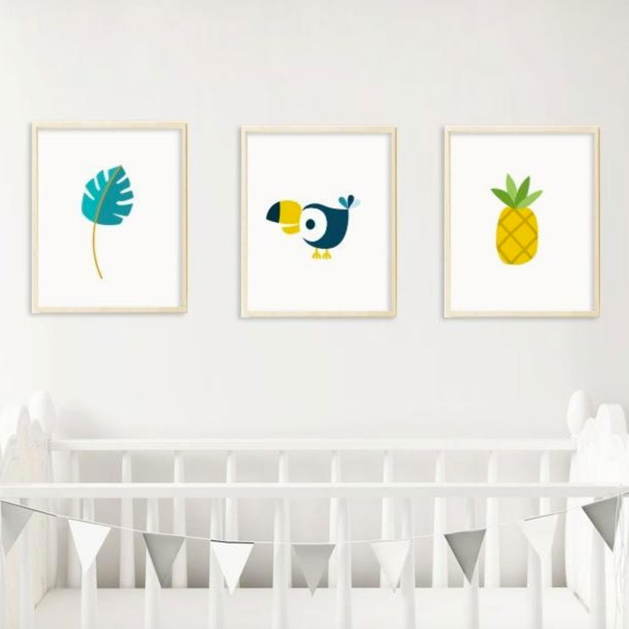 Kid's bedroom decoration DIY